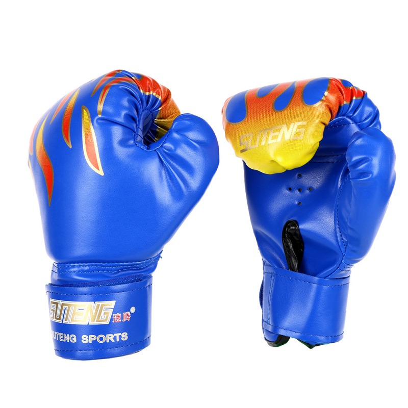 Toddler Child Kid Train Punch Spar Sport Exercise Cool Strong Strength-Glove 2pc